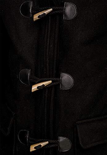 Coat Homme Irvin Black Trenchcoat Manteaux 039 Indicode 15 C5gPqwP