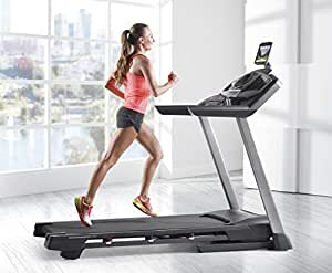 PROFORM Unisex Adult ICPETL-99816 Treadmill - Black/ Grey, Standard Size