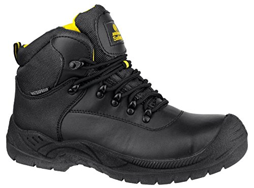 Amblers Safety FS220 W/P Safety Boots Black Size 10