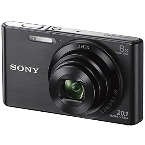 Sony Cyber-Shot W830 - Cámara compacta de 20.1 Mp (pantalla de 2.7