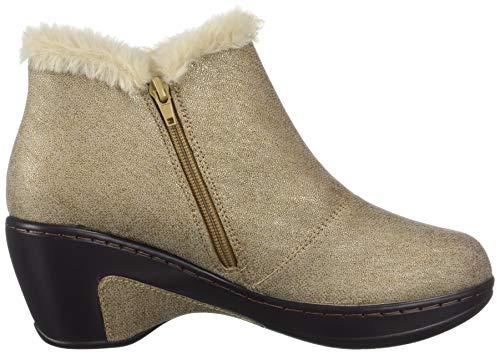 by Jambu JBU Women's Gold Mila Boot Ankle TavwvqdzB
