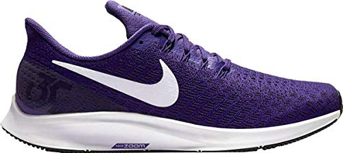 Nike Women's Air Zoom Pegasus 35 Running Shoes (7, Court Purple/White-Purple Dynasty-Black) (Nike Shoes Air Cage Court)