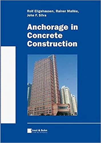 Anchorage in concrete construction rolf eligehausen rainer mall anchorage in concrete construction 1st edition fandeluxe Images