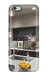1386622K82453650 Kitchen With Globe Pendant Lights And Lemons For Decoration/ Fashionable Case Cover For SamSung Galaxy S4 Mini