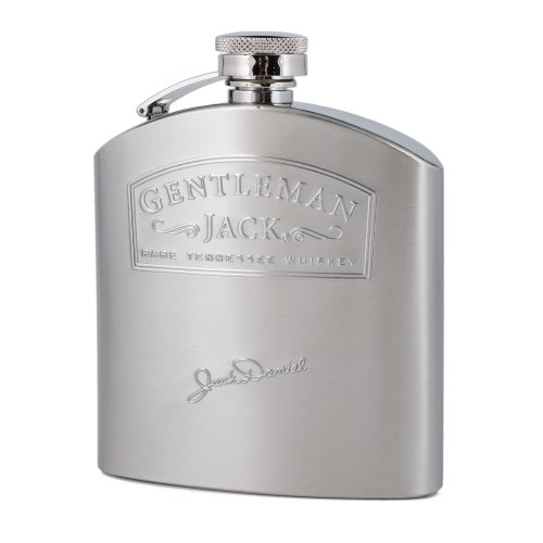 Jack Daniel's Gentleman Jack Rare Tennessee Whiskey Flask