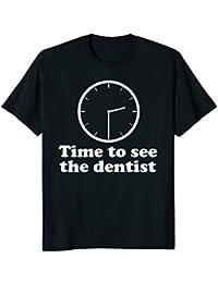 Tooth Hurty Dentist pun t-shirt