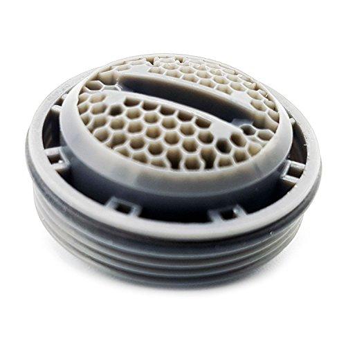Female Threaded Aerator (Faucet Tap Plastic Aerator 24mm MALE Water Saving Flat Threaded Insert)