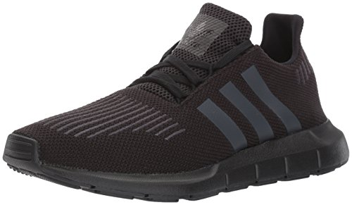 adidas Men's Swift Run Shoes,Black/Utility Black/Black,9 Medium US