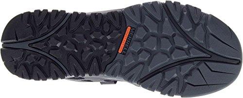 Merrell Tetrex Crest Strap J12861 Outdoor Hiking Sport Sandals Mens New All Size J12861 Black T6G5l