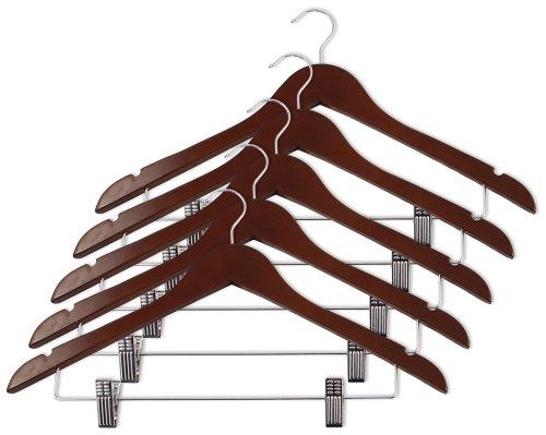 Closet Complete Hanger Skirt Mahogany
