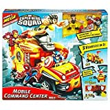 Marvel Super Hero Squad Mobile Command Center Vehicle Playset