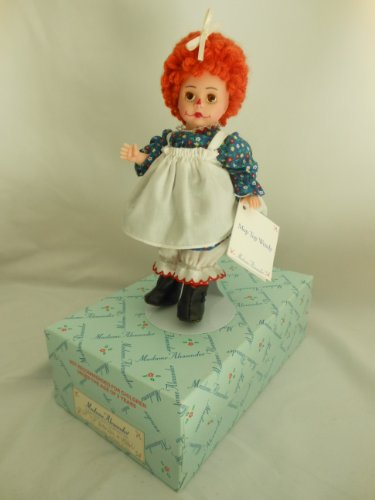 (Madame Alexander Doll Mop Top Wendy )