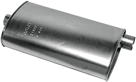 Walker 21405 Quiet-Flow Stainless Steel Muffler Tenneco