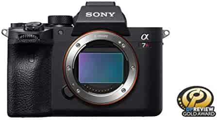 Sony Alpha 7R IV Full-frame Mirrorless Interchangeable Lens Camera (ILCE7RM4/B)