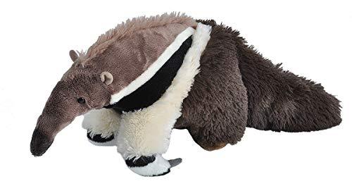 (Wild Republic Anteater Plush, Stuffed Animal, Plush Toy, Gifts for Kids, Cuddlekins 12 Inches)