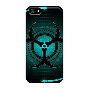 Great Hard Phone Covers For Iphone 5/5s With Customized Trendy Breaking Benjamin Skin ChristopherWalsh