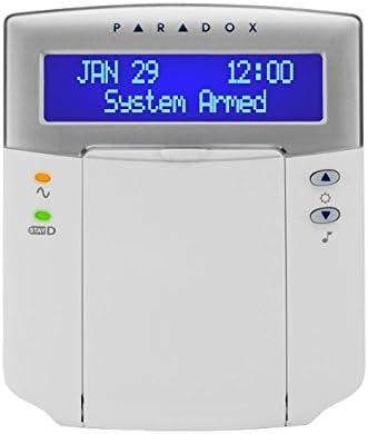 Paradoja de seguridad sistema de alarma contra robo teclados ...
