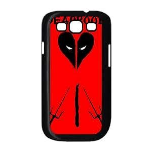 Deadpool Heart Vector Samsung Galaxy S3 9 Cell Phone Case Black Gift pjz003_3425309