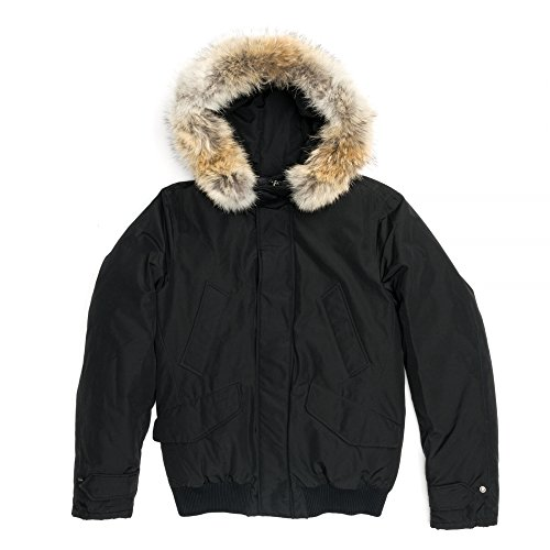 Black Woolrich Woolrich Arctic Anorak Black pO7wq7