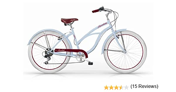 Mbm Honolulu Woman Mujer Cruiser Custom 26 Bicycle Bike ...