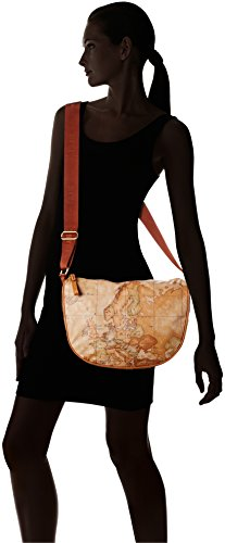 ALVIERO MARTINI SHOULDER BAG PICCOLA MEZZALUNA