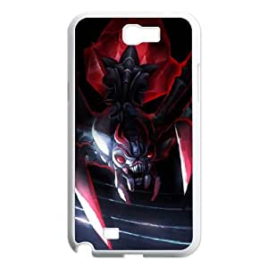 Samsung Galaxy N2 7100 Cell Phone Case White Defense Of The Ancients Dota 2 BROODMOTHER 002 LWY3565556KSL