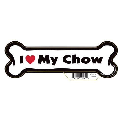 Chow Pet Magnet