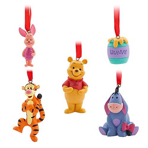 oh Sketchbook Mini Ornament Set (Winnie Pooh Hunny)