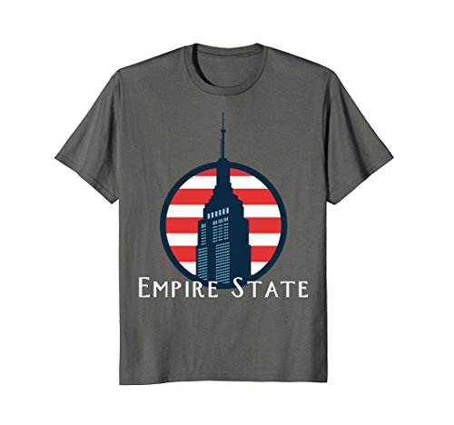 (New York Empire State Building Shirt)