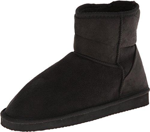 C Label Womens Cupcake-1 Black Boot 9 M SHKdPJc