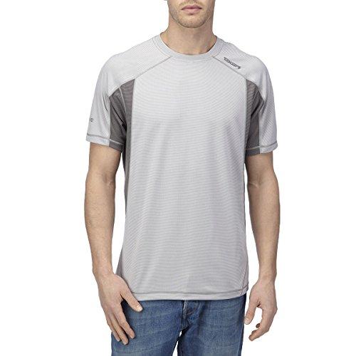 TOG 24 - Cairn Herren Tcz Bambus T-Shirt White - Weiss - male