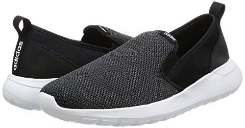 adidas CLOUDFOAM LITE RACER SO - Zapatillas de deporte para Hombre, Negro - (NEGBAS/GRPUDG/FTWBLA) 46