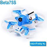 BETAFPV Beta75S BNF Tiny Whoop Quadcopter F4 FC Frsky Receiver Upgraded OSD Smart Audio 8X20 Motor