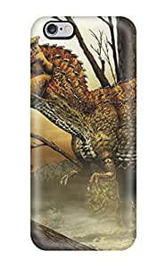 Mary P. Sanders's Shop New Style Hot Dinosaur Tpu Case Cover Compatible With Iphone 6 Plus