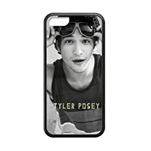 XiFu*Meiipod touch 4 Case, [Teen Wolf-Tyler Posey] ipod touch 4 Case Custom Durable Case Cover for iPhone5c TPU case (Laser Technology)XiFu*Mei
