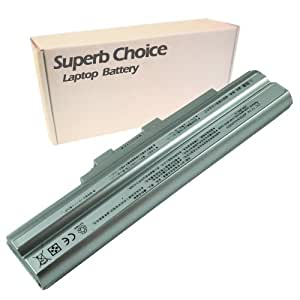 Sony Vaio VGN-CS VGP-BPS13/S Laptop Battery - Premium Superb Choice® 6-cell Li-ion battery
