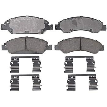 Disc Brake Pad Set-Service Grade Ceramic Disc Brake Pad Front Raybestos SGD1363C