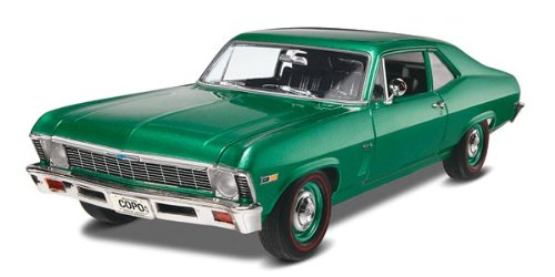 Revell 1:25 '69 Chevy Nova COPO