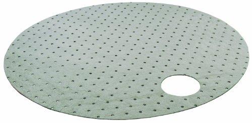 """Oil-Dri L90501 22"""" Universal Drum Top Pads (25 Pads/Box)"""