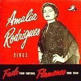 Amalia Rodrigues Sings Fado From Portugal, Flamenco From Spain