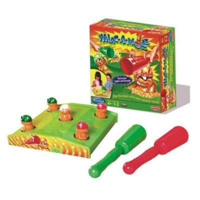 Whac-A-Mole Electronic Game