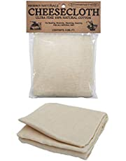 Regency Natural Ultra Fine 100-Percent Cotton Cheesecloth, 9 Square Feet