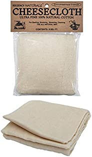 Regency Natural Ultra Fine 100% Cotton Cheesecloth 9sq.ft