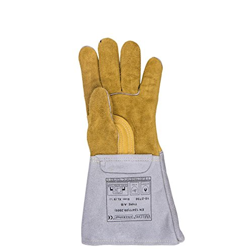 Multifunctional welders welding gloves fire wire wear - resistant flame - retardant breathable anti - cutting gloves security supplies by LIXIANG (Image #1)