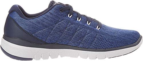 Skechers Herren Flex Advantage 3.0 52954 Sneaker, anthrazit