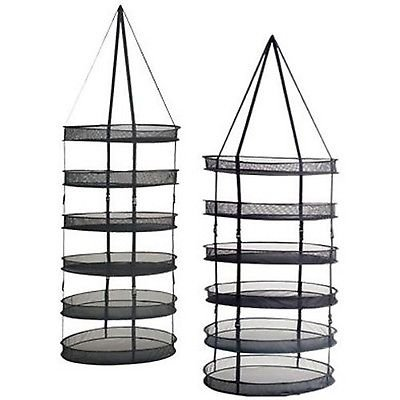 Grower's Edge Hang Time Drying Rack Large 32 Inch