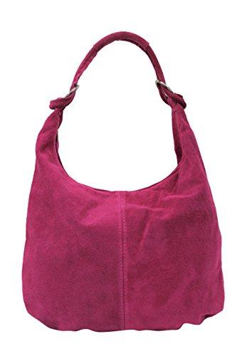 rose Moda bonbon porter AMBRA XX Large Sac l'épaule pour femme à à FvdT1Uq