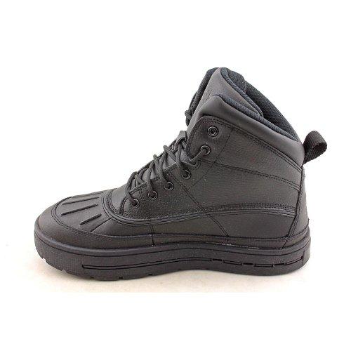 Distance Entraîneur neige Chaussures Black Nike Boy'S de Bottes Woodsidehigh Sport 0XfwX1