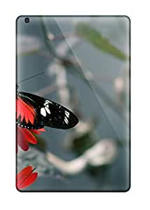Durable Butterfly Back Case/cover For Ipad Mini/mini 2