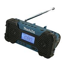 Makita RM01 AM/FM Radio, 12-Volt